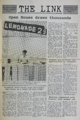 The Link Newspaper 1988-04-13