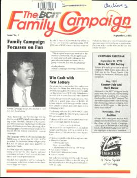 BCIT The Family Campaign 1991-09