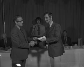 Student Scholarship Awards, BCIT, 1971 [44]