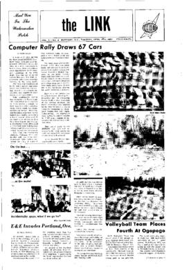 The Link Newspaper 1967-04-04
