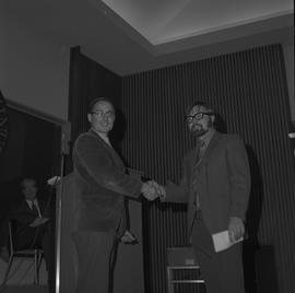 Student Scholarship Awards, BCIT, 1970 [7]
