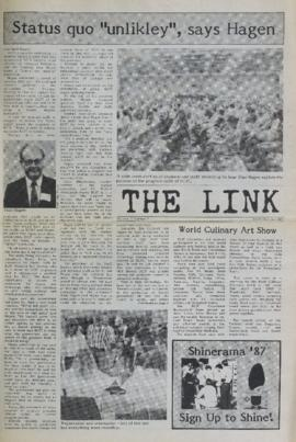 The Link Newspaper 1987-09-16