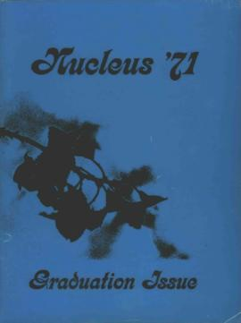 Nucleus 1971 Graduation Issue