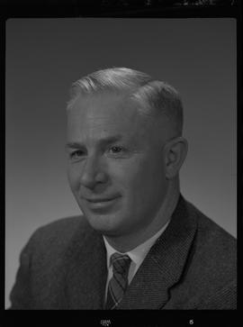 Hopkins, John, Electronics, Staff portraits 1965-1967 (E) [1 of 5 photographs]