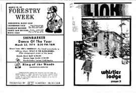 The Link Newspaper 1974-03-15
