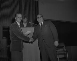 Student Scholarship Awards, BCIT, 1969 [41]