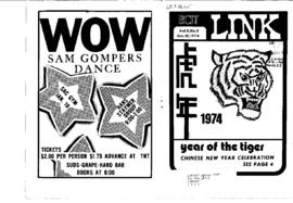 The Link Newspaper 1974-01-10