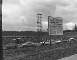 BCIT construction, March 9, 1969 ; Vocational teachers training school