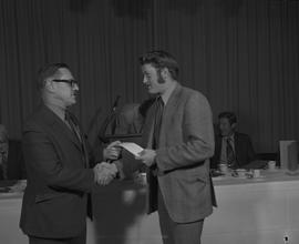 Student Scholarship Awards, BCIT, 1971 [39]