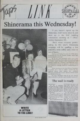 The Link Newspaper 1990-09-18