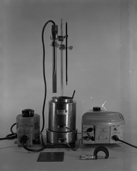Physics; Thermo-conductivity apparatus