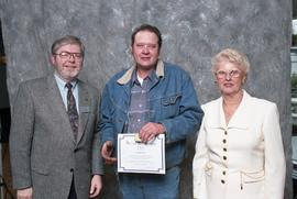 BCIT Staff Recognition Awards, 1996 ; George Jones, 15 years