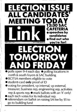The Link Newspaper 1977-04-13