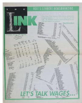 The Link Newspaper 1992-01-17
