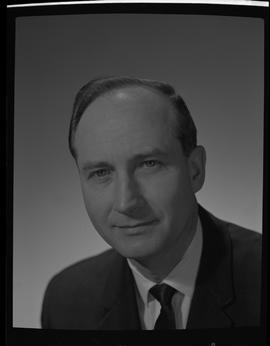 Cooke, John, Business Management, BCIT, Staff portraits 1965-1967 (E) [1 of 4]