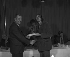 Student Scholarship Awards, BCIT, 1971 [16]