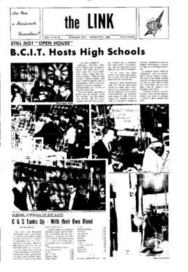 The Link Newspaper 1967-03-07