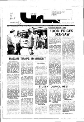 The Link Newspaper 1975-10-01