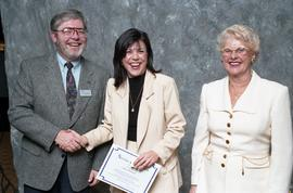 BCIT Staff Recognition Awards, 1996 ; Alison Dewhurst, 10 years