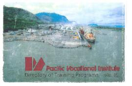 Pacific Vocational Institute Directory of Training Programs 1980-1981