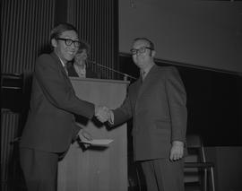 Student Scholarship Awards, BCIT, 1969 [10]