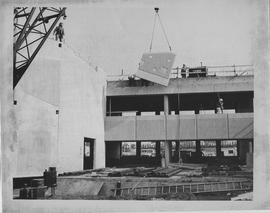 British Columbia Institute of Technology -  early building construction - Electrical Training Cen...