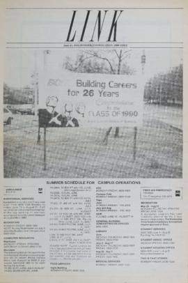 The Link Newspaper 1990-06-13 Convocation Issue