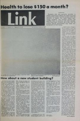 The Link Newspaper 1979-02-28
