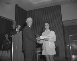Student Scholarship Awards, BCIT, 1970 [39]