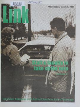 The Link Newspaper 1997-03-05