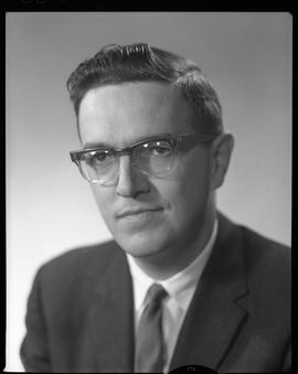Mackeown, Norm, Business Management, Staff portraits 1965-1967 (E) [4 of 4 photographs]