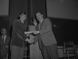 Student Scholarship Awards, BCIT, 1969 [30]