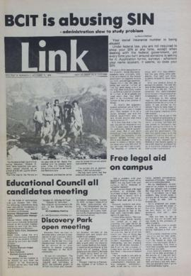 The Link Newspaper 1979-10-17