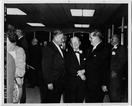 BCIT Official Opening October 5, 1964 Premier W.A.C. Bennett