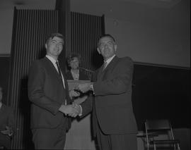 Student Scholarship Awards, BCIT, 1969 [7]