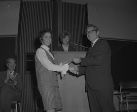 Student Scholarship Awards, BCIT, 1969 [6]