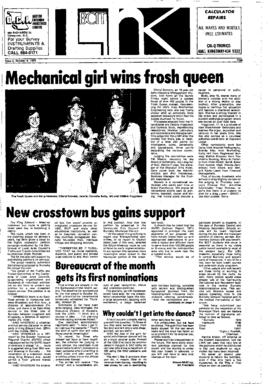 The Link Newspaper 1976-10-06