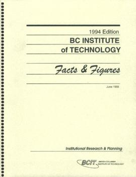 1994 Edition BCIT Facts and Figures