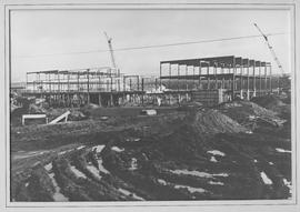 British Columbia Institute of Technology - Burnaby campus start of main building - early building...