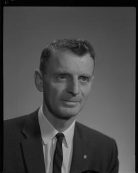 Heath, Victor, Head of Forestry and Forest Products Utilization Staff portraits 1965-1967 (E) [2 ...