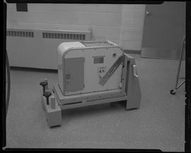 Medical radiography; piece of radiography equipment [5 of 5]