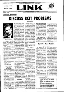The Link Newspaper 1968-11-25