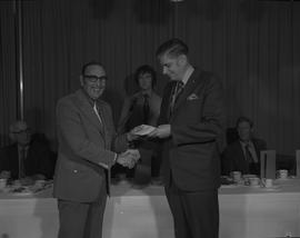 Student Scholarship Awards, BCIT, 1971 [4]