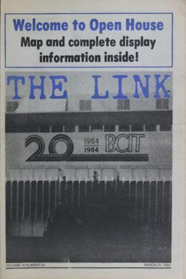 The Link Newspaper 1984-03-21