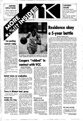 The Link Newspaper 1977-01-26