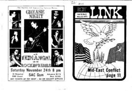 The Link Newspaper 1973-11-22