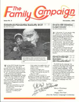 BCIT The Family Campaign 1991-12