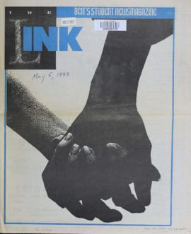 The Link Newspaper 1993-05-05 BCIT's Student News Magazine