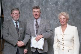 BCIT Staff Recognition Awards, 1996 ; Joe Brown, 15 years