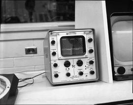British Columbia Institute of Technology Broadcasting ; 1960s ; Type 527 waveform monitor
